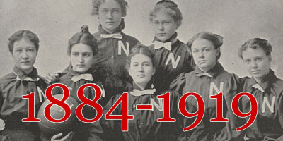 1898 women's basketball team