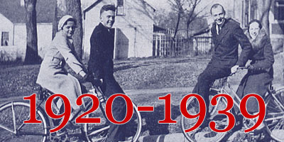 1933 cycle club